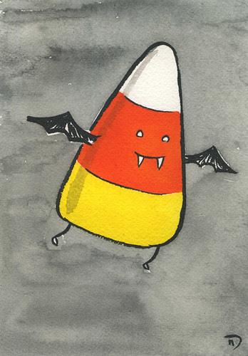 Vampire Candy Corn