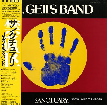 GEILS, J., BAND sanctuary