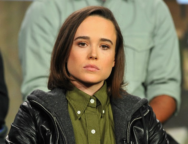 Ellen Page entrevista suposto policial carioca que se orgulha em assassinar gays (Foto: Jerod Harris/Getty Images)