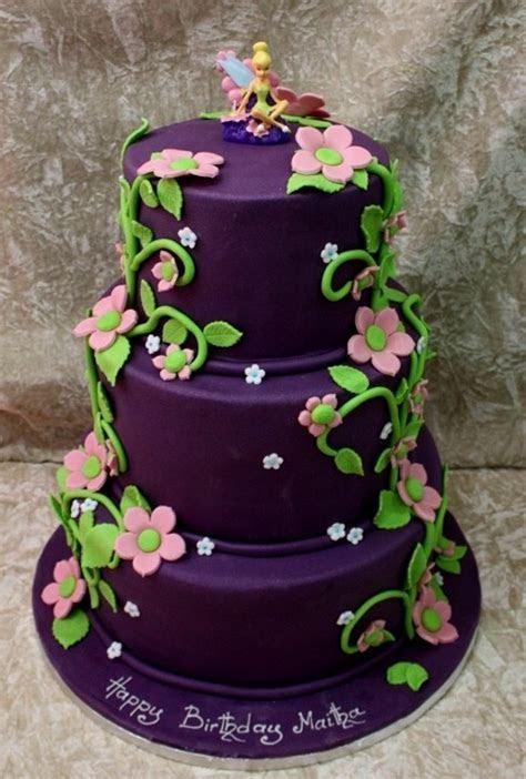 Tinkerbell cake 9