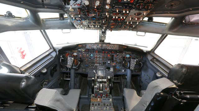 Cefepra: Centro de formación y Entrenamiento de pilotos de la República Argentina. Foto: LA NACION / Ricardo Pristupluk