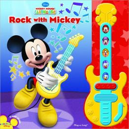 Rock with Mickey: Guitar Book