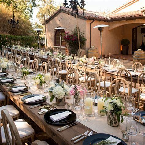 Best 25  Elegant backyard wedding ideas on Pinterest