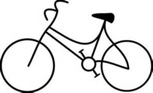 Transparent Background Bicycle Clip Art Clip Art Library