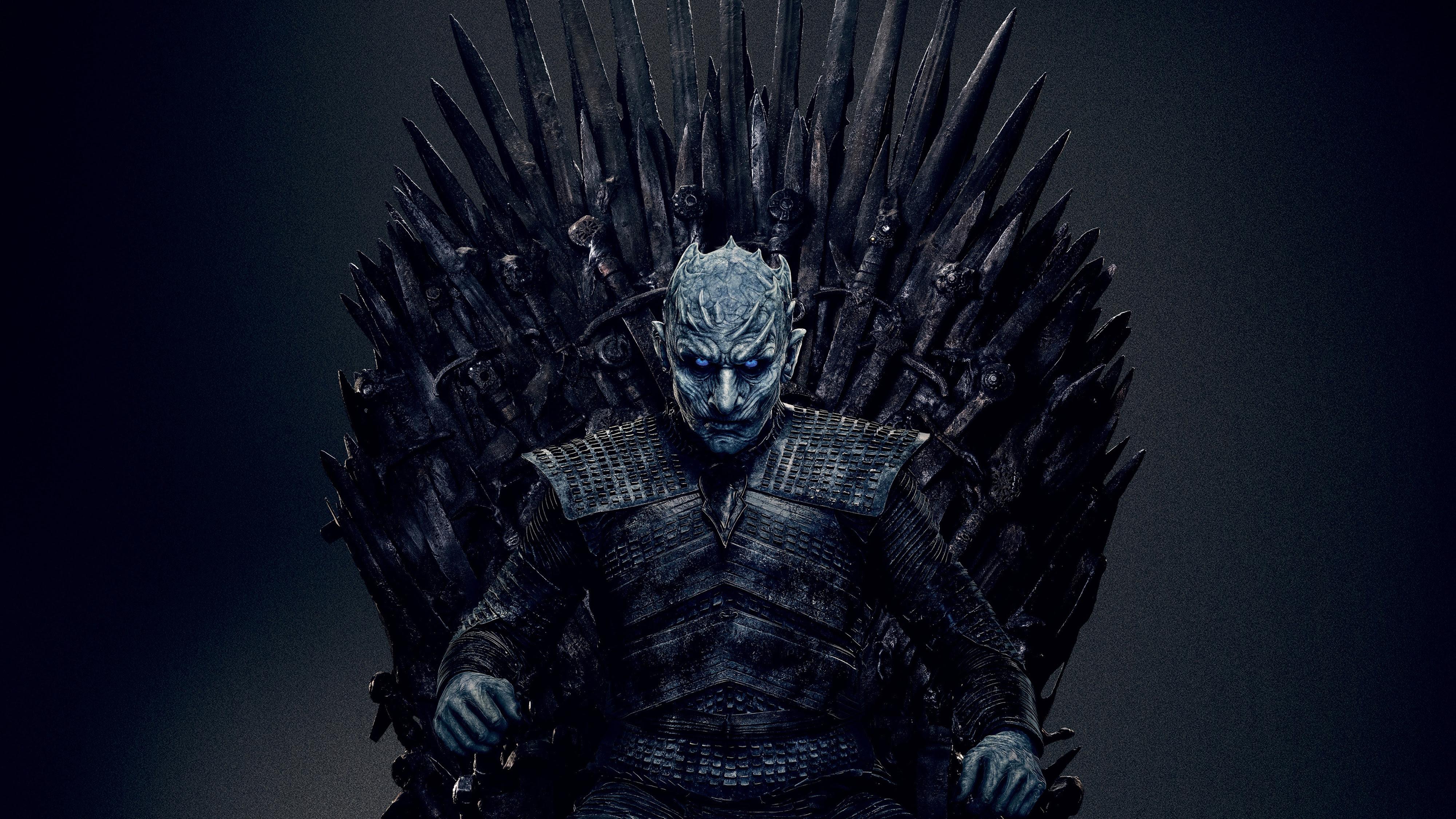 Night King In Game Of Thrones Season 8 4k Wallpapers Hd Wallpapers