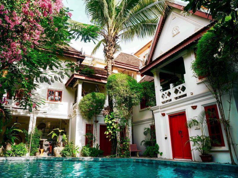 Rambutan Hotel - Siem Reap Reviews