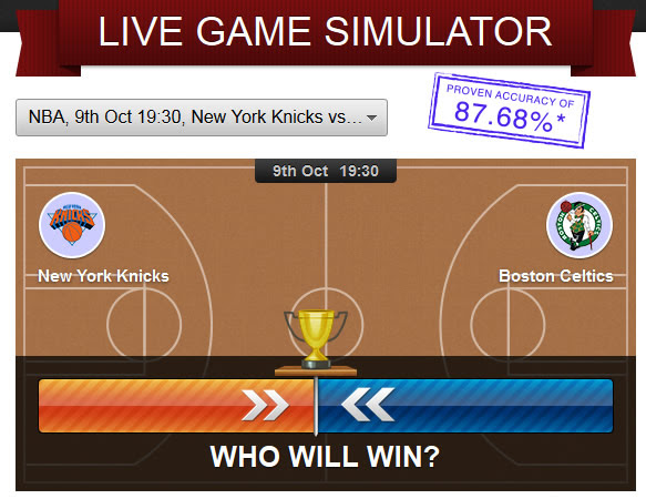 Download This Live Game Simulator