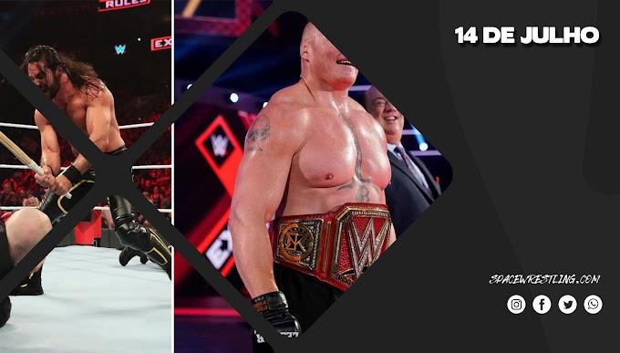 Replay: WWE Extreme Rules 2019 em Português 14/07/19