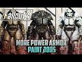 Fallout 4 Power Armor Paint Jobs Mods
