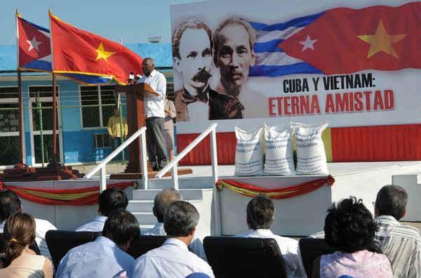Cuba-Vietnam