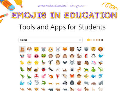 Emojis in Education- Tools and Apps for Students