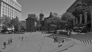 Portland - Pioneer Square