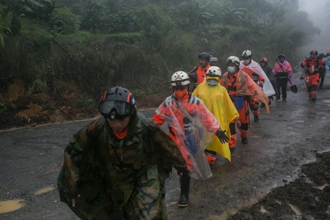 LOS REMANENTES DE IOTA AFECTAN A MÁS DE 101.000 PERSONAS EN GUATEMALA