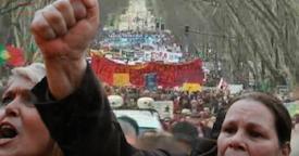Portugal manif 2 mars 2013