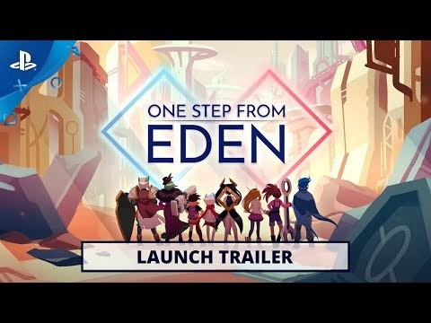One Step From Eden - Launch Trailer   PS4