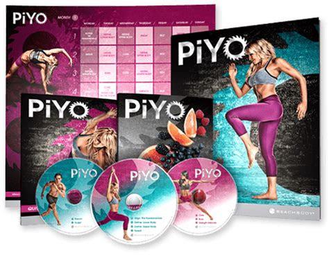 piyo challenge pack pausitive living