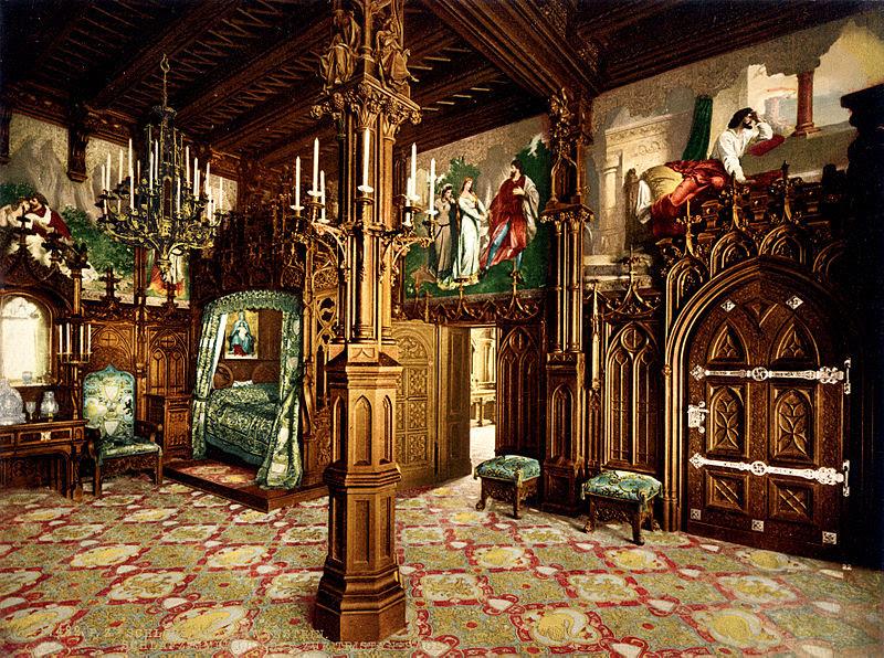File:Neuschwanstein bedroom 00183u.jpg