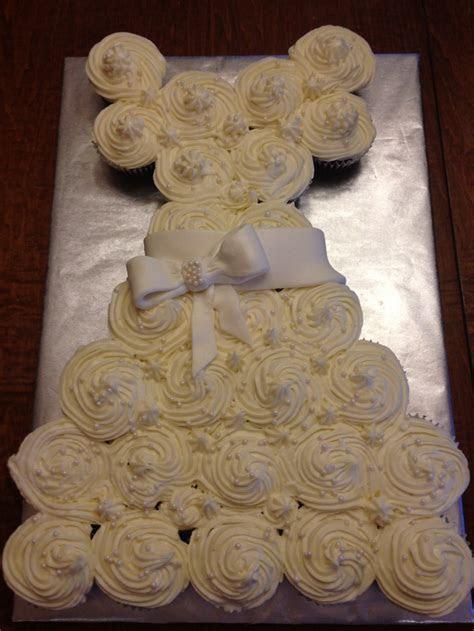 Wedding dress cake, cupcake   Wedding   Cake, Cupcakes