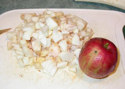 Dicing Apples