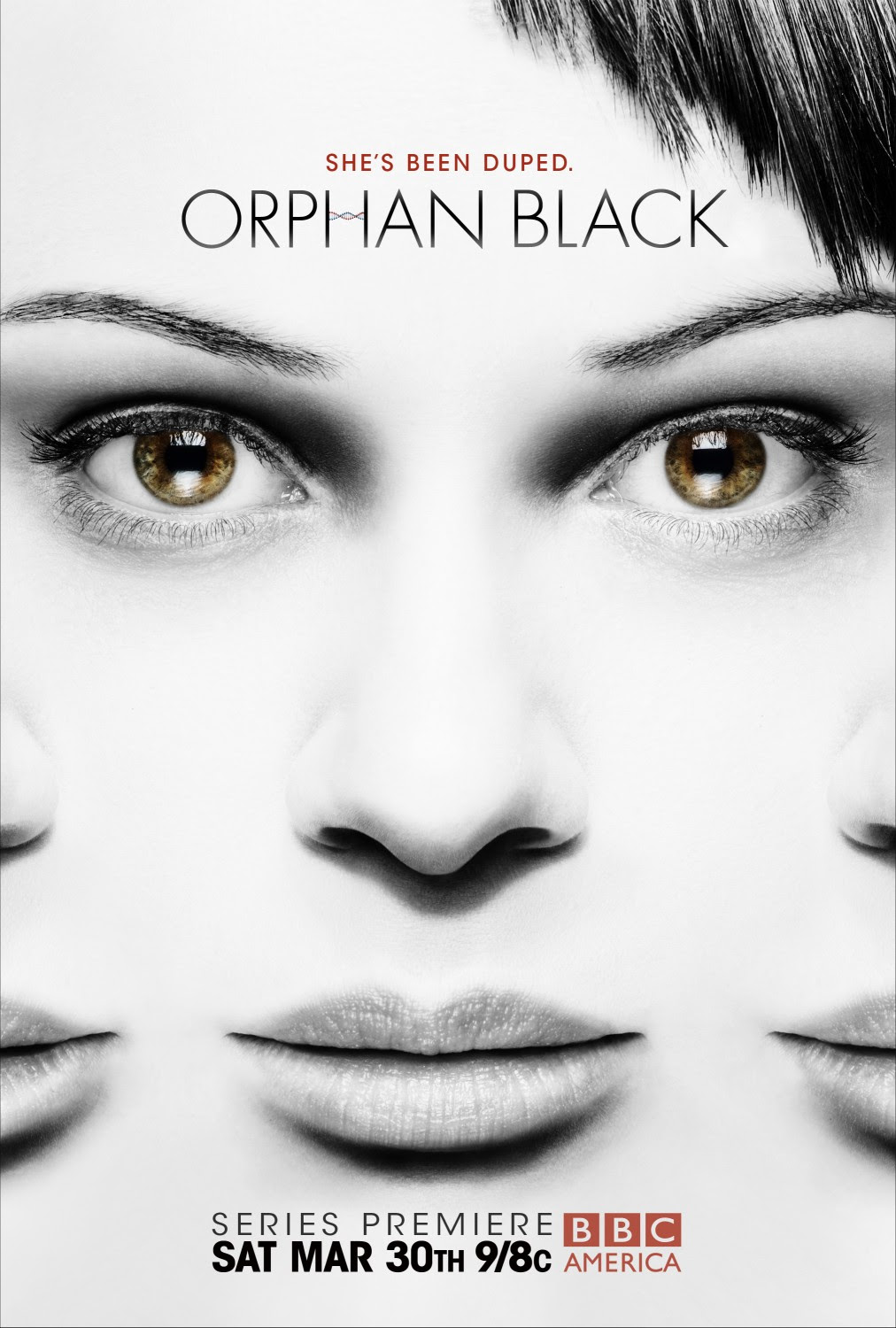 Extra Large Movie Poster Image for Orphan Black