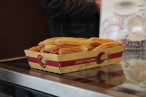Spanish Doughnuts (Melbourne, Australia)