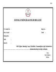Veli izin belgesi gezi
