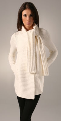 Theory Verdana Sweater Coat