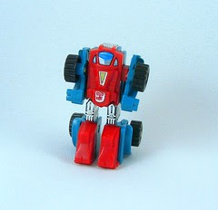 Transformers Gears - modo robot (G1)
