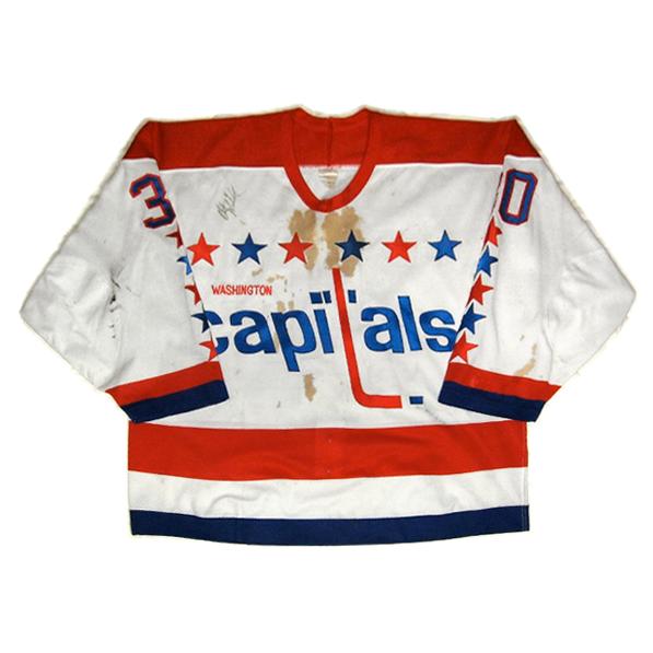 Washington Capitals jersey