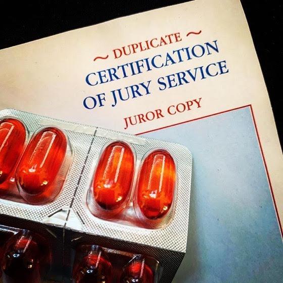 My Word With Douglas E Welch Jury