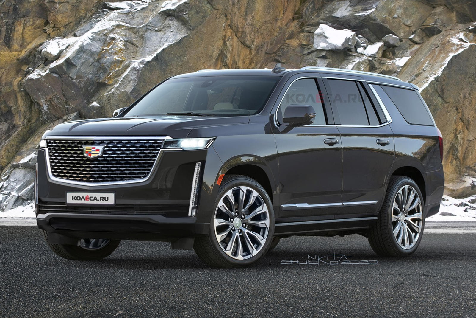 this is our clearest look yet at the 2021 cadillac