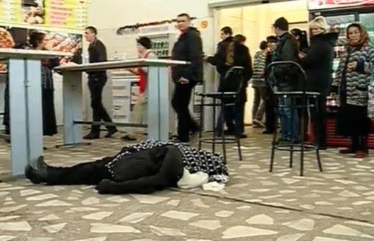 video O femeie din Străşeni a murit n cantina pieţii centrale din