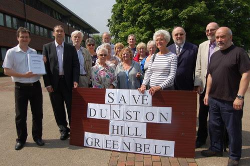 Dunston Hill petition Jul 12 4