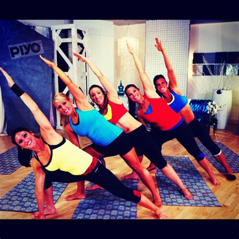 piyo  powder blue production  fitness health