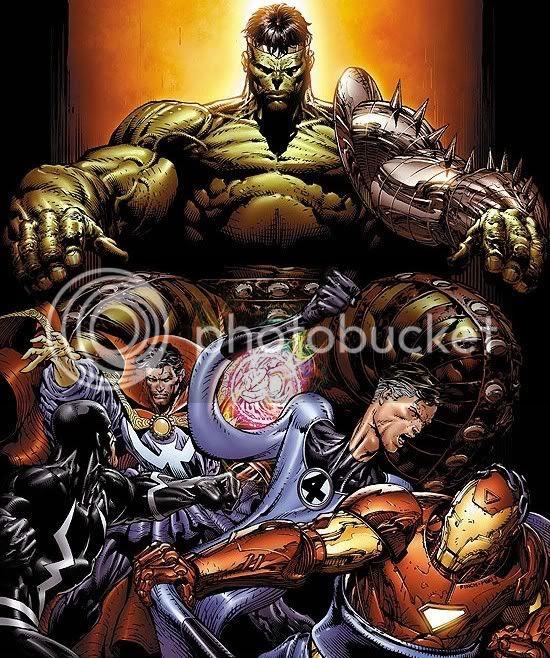World War Hulk #4