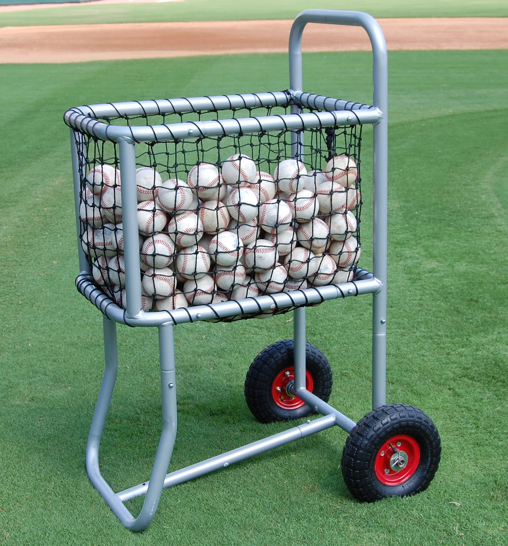 Procage Professional Ball Cart Ob Team Sports