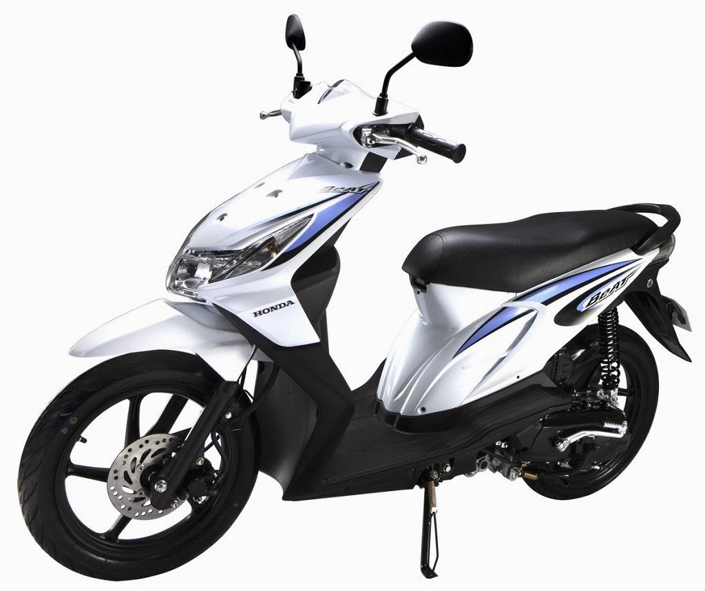 Daftar Harga Sepeda Motor Honda Beat Images