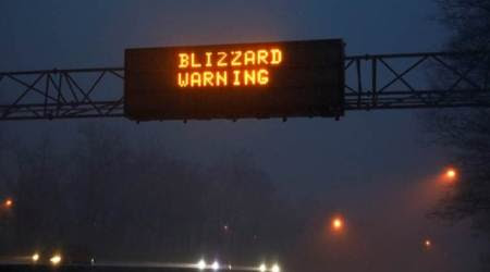 In blizzard's icy wake, intense cold grips US Northeast