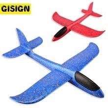 Foam Plane Throwing Glider Toy Airplane Inertial Foam EPP Flying Toy