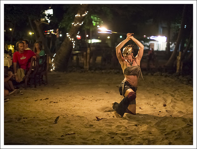 Fire Dancers At Nibbana 4