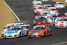 Largada da Porsche GT3 Challenge em Goiânia (Beto Issa)