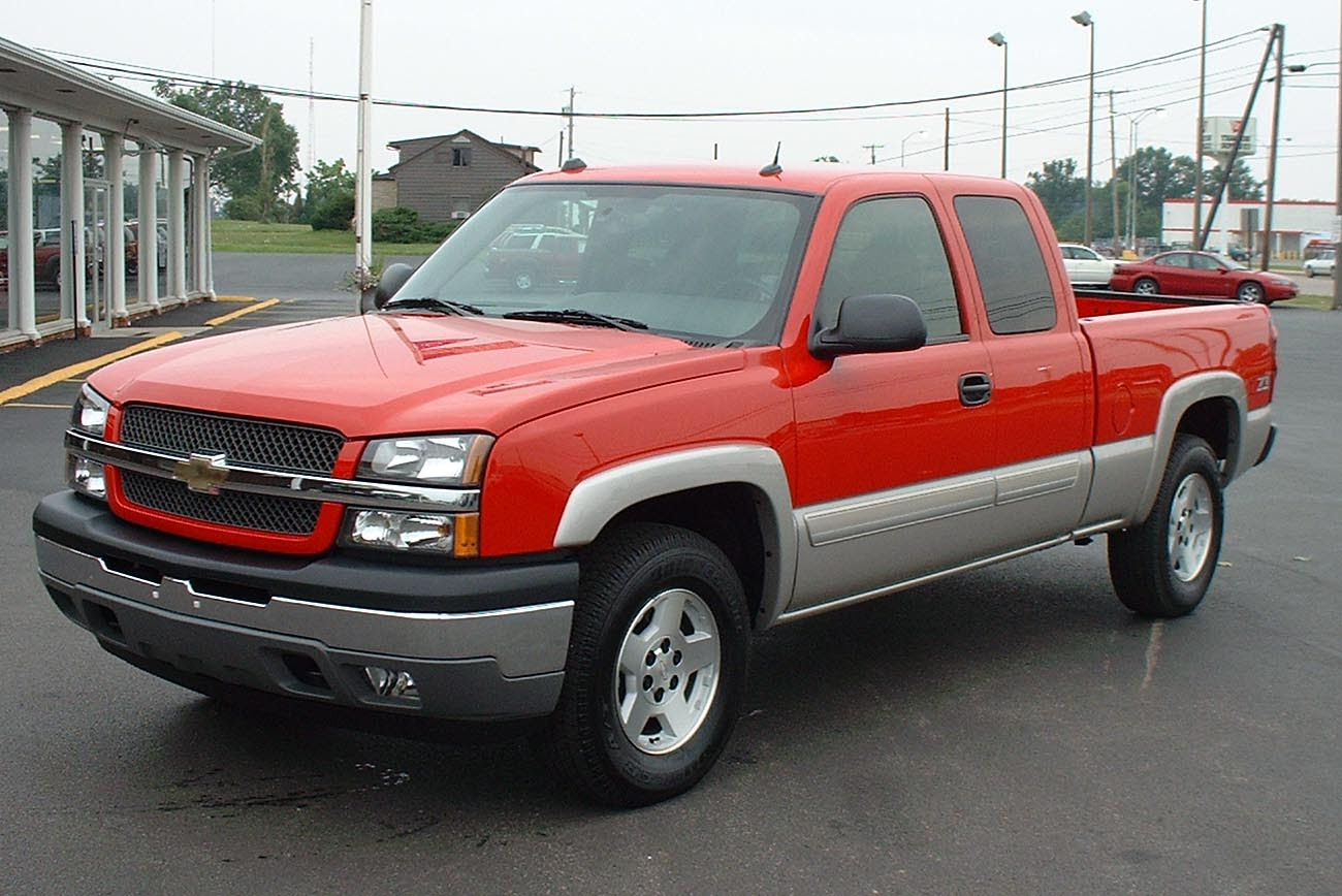 2005 Chevrolet Silverado 1500 Ext Cab 4x4 Used Truck For .html | Autos ...