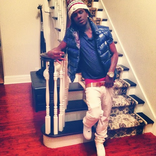 Styled By Sheena Look of the Day Chief Keef