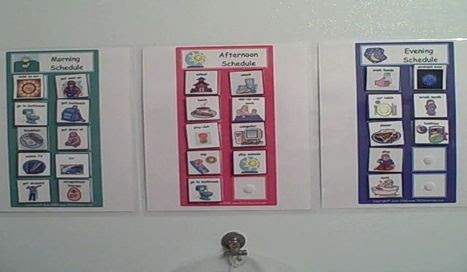 1000+ images about Visual Aids on Pinterest | Visual schedules ...