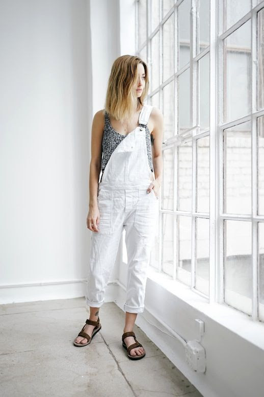 2 Le Fashion Blog 17 Ways To Wear White Overalls Grey Knit Tank Tank Teva Sandals Via Blogger Jess Hannah photo 2-Le-Fashion-Blog-17-Ways-To-Wear-White-Overalls-Grey-Knit-Tank-Tank-Teva-Sandals-Via-Blogger-Jess-Hannah.jpg