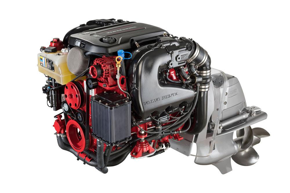 Volvo Penta Introduces Next Generation V8 And V6 Gasoline Engines Boats Com