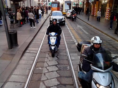 Tram Street View - Milano by Ylbert Durishti