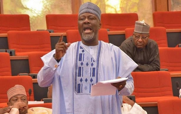 """""""I Was Blind But Now Can See"""" — Dino Melaye On Yahaya Bello"""