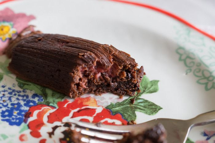 trader joe's chocolate raspberry tamales review : part of a weekly review series of tj's desserts and treats