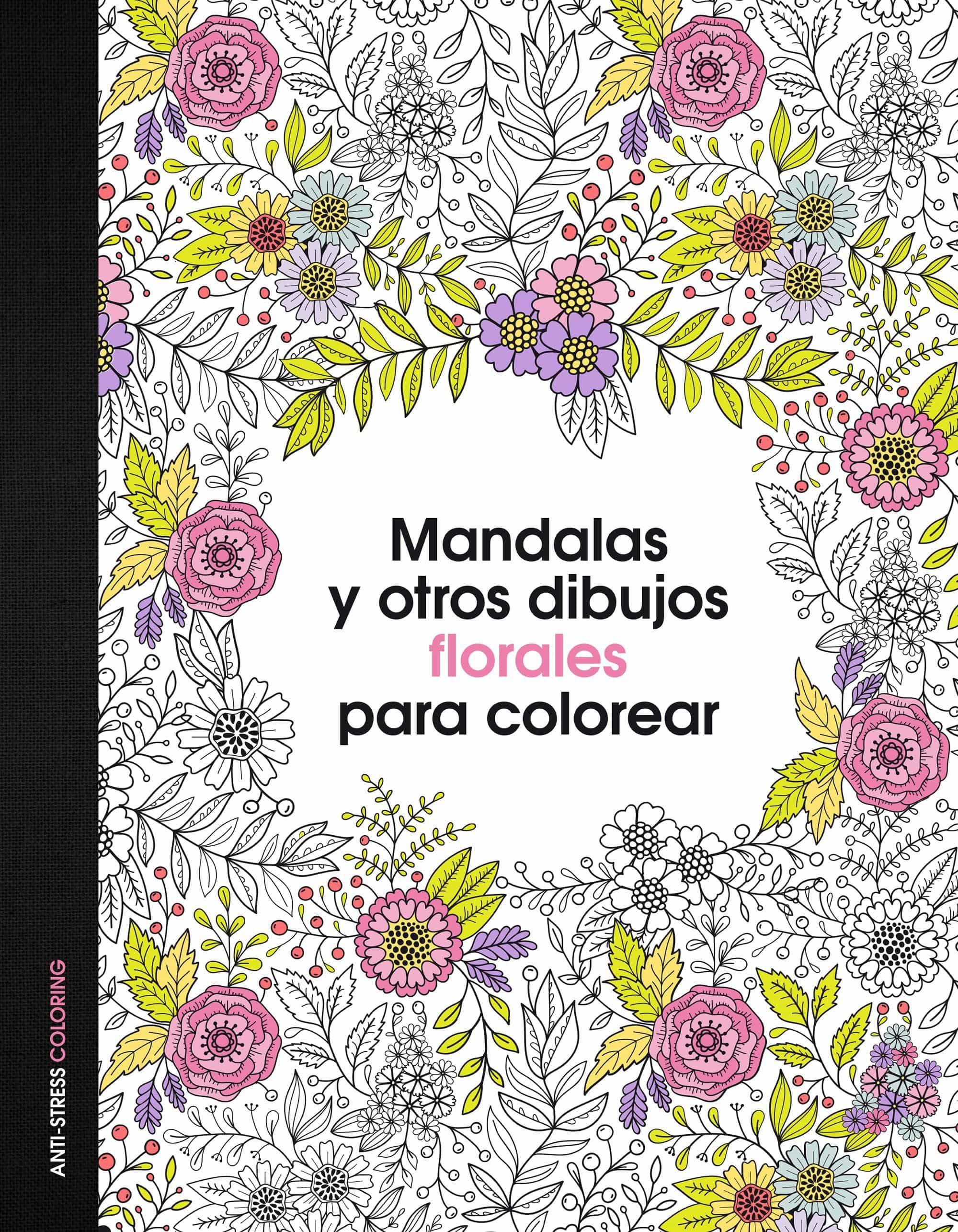 Libros Para Colorear Adultos Pdf Mandalas Y Otros Dibujos
